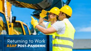 Returning to Work Post-Pandemic